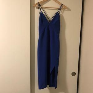 Topshop Midi Length Dress